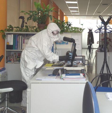 Tn Centro: la actual crisis sanitaria está generando un incremento de necesidad de limpieza y desinfección - 1, Foto 1