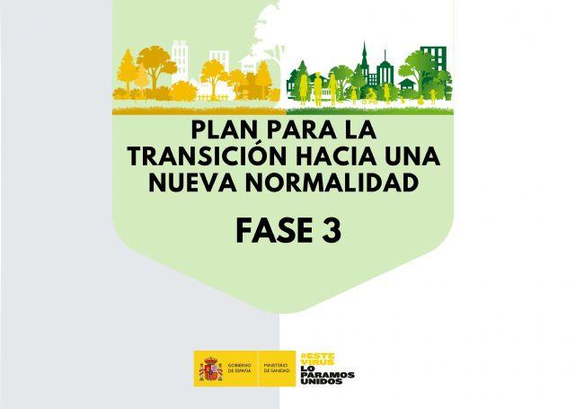 El BOE publica las medidas de flexibilización en la fase 3 del Plan para la transición hacia una nueva normalidad - 1, Foto 1