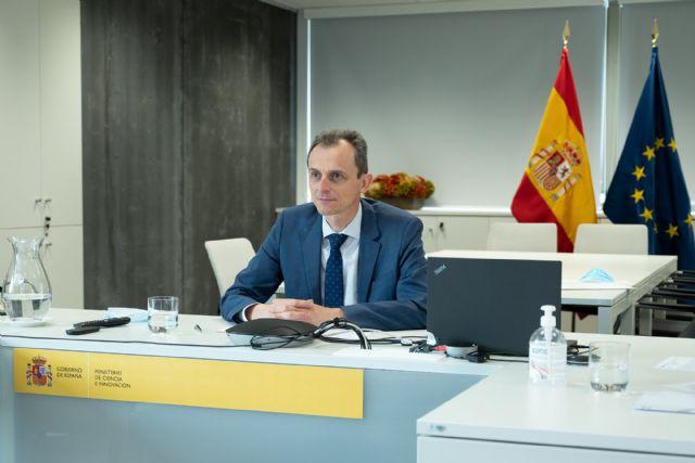 Pedro Duque se reúne con los responsables de los principales estudios de pacientes con COVID-19 - 1, Foto 1