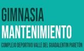 Deportes amplía la oferta del Programa Municipal de Gimnasia de Mantenimiento con un nuevo horario en el Complejo Deportivo de El Paretón