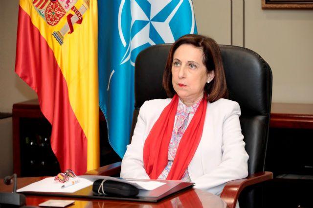 Robles defiende ante sus homólogos de OTAN la necesidad de trabajar conjuntamente ante pandemias como el COVID-19 - 1, Foto 1