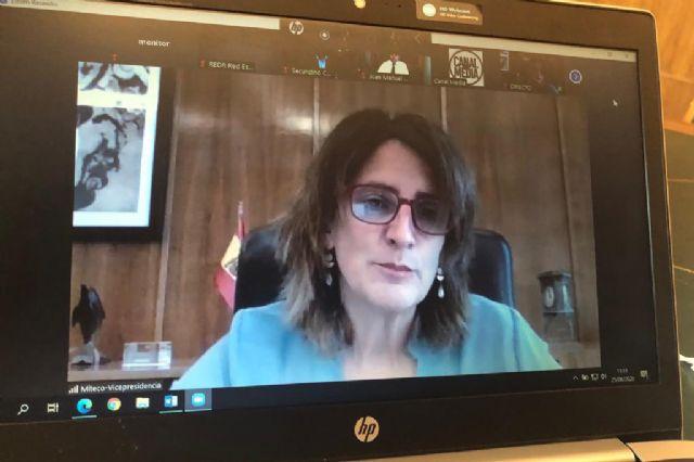 Teresa Ribera: El Pacto Verde Europeo es un marco de oportunidades para el empleo, la innovación y la sostenibilidad en las zonas rurales - 1, Foto 1