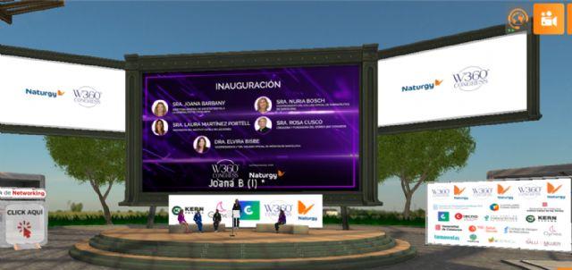 El primer Women 360º Congress en RV aborda los retos y oportunidades de la tecnología contra la Covid19 - 1, Foto 1