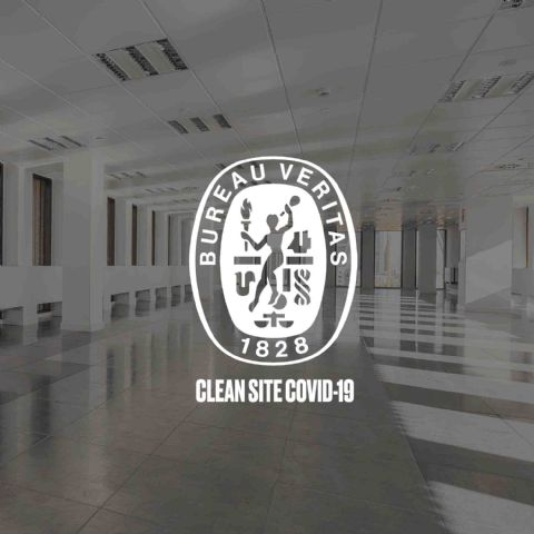 Edificio Cuzco IV obtiene la certificación Clean Site de Bureau Veritas por sus medidas anti-COVID-19 - 1, Foto 1