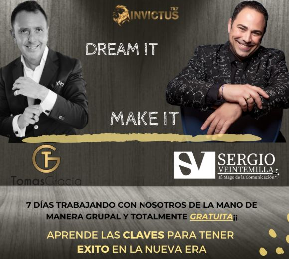 Gran éxito internacional del ´training´ para emprendedores de Tomás Gracia y Sergio Veintemilla - 1, Foto 1