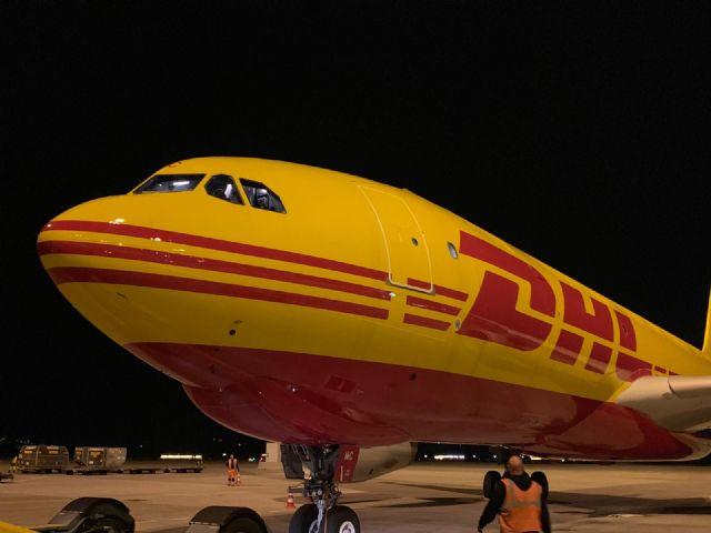 DHL planea un vuelo perfecto desde Leipzig a la ciudad de Nueva York - 1, Foto 1