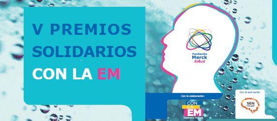 Abierto el plazo para presentar candidatura a los V Premios Solidarios Con la EM - 1, Foto 1