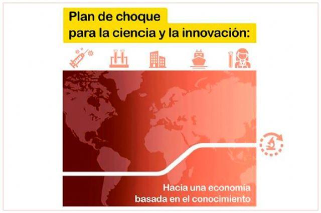 Sánchez presenta el Plan de choque por la Ciencia y la Innovación que compromete 1.056 millones de euros de inversión directa - 1, Foto 1