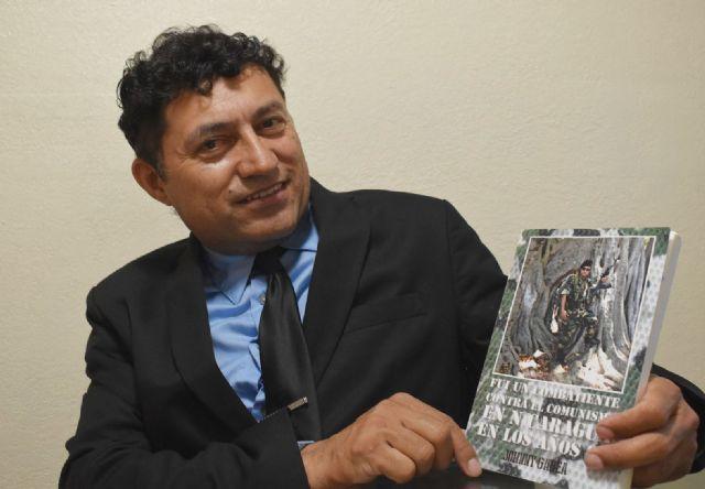 Johnny Gadea revela los duros hechos sobre las Guerras Nicaragüenses en una Autobiografía muy personal - 1, Foto 1