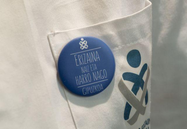 Un 6% de las enfermeras guipuzcoanas ha dado positivo en COVID-19, según encuesta realizada por el COEGI - 1, Foto 1