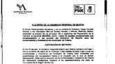 El PSOE pide al Consejo de Gobierno ayudas a hosteleros y comerciantes de Totana