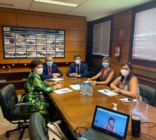 La Junta consulta a los arquitectos para la elaboración de Ley del Paisaje de Castilla-La Mancha - 1, Foto 1
