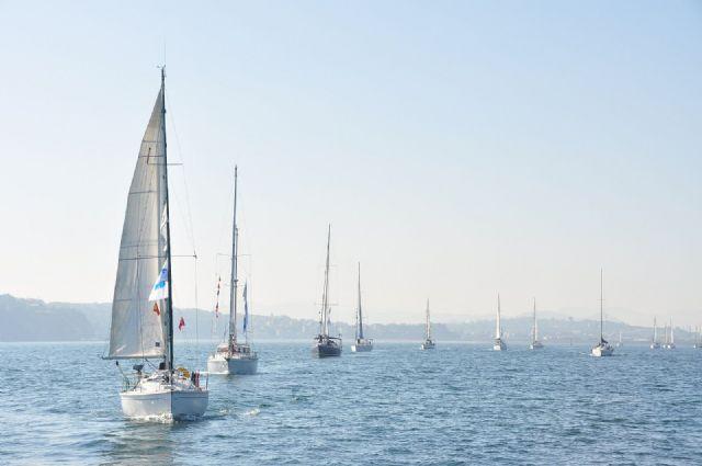 La V Travesía Sail the Way arranca el próximo 14 de agosto partiendo del Puerto Deportivo de Hondarribia - 1, Foto 1