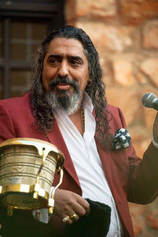 Diego, El Cigala, triunfa en Sigüenza - 1, Foto 1