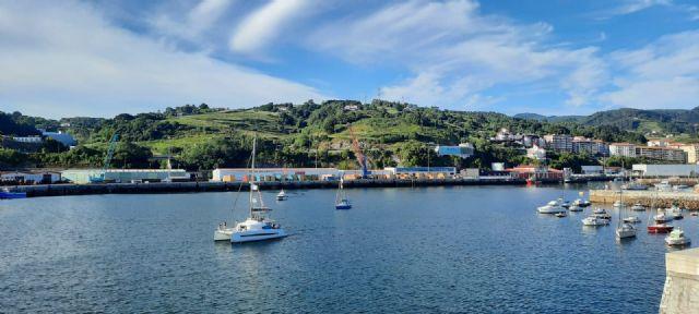 La Marina de Santander recibe a la flotilla de la travesía Navega el Camino - 1, Foto 1