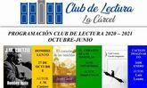 La actividad del Club de Lectura se iniciar� este curso 2020/21 de forma virtual, pudiendo cambiar a presencial cuando sea posible