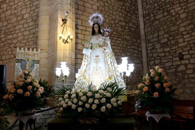 Emocionante celebración religiosa del Día de la Virgen de los Remedios en Pareja - 1, Foto 1