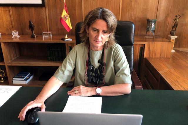 Teresa Ribera preside la reunión ministerial de la OCDE centrada en la recuperación verde como eje de creación de empleo - 1, Foto 1