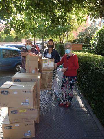 Fersay realiza una donación de productos a madres con necesidades - 1, Foto 1