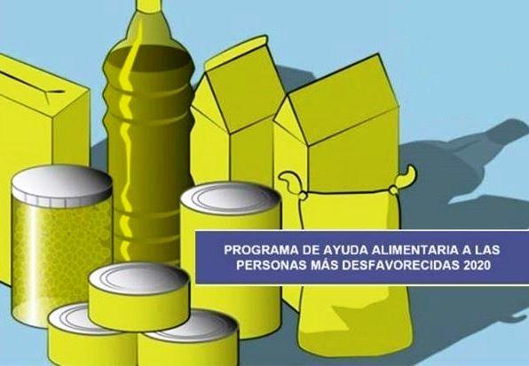 El Gobierno distribuye 34,8 millones de kilos de alimentos del programa europeo para ayudar a personas desfavorecidas - 1, Foto 1