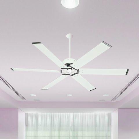 Ventiladores de techo con modo invierno. Aquí están todas sus cualidades y ventajas - 1, Foto 1