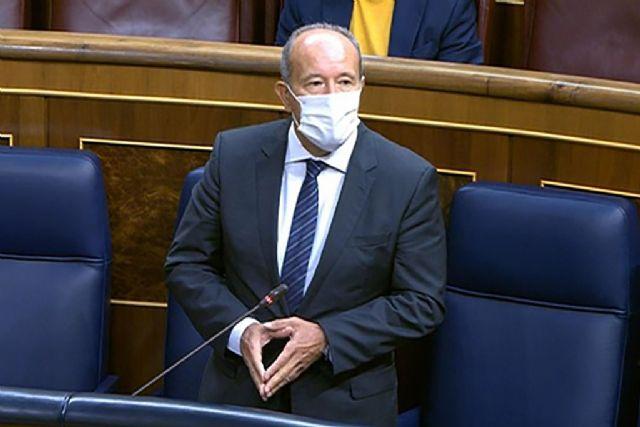 Campo agradece el respaldo de los grupos al proyecto de Ley, un aval para la gestión del Ministerio de Justicia ante la pandemia - 1, Foto 1