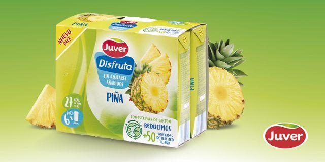 Juver Alimentación innova en sus envases minibrik, convirtiéndolos en los más sostenibles del mercado - 1, Foto 1