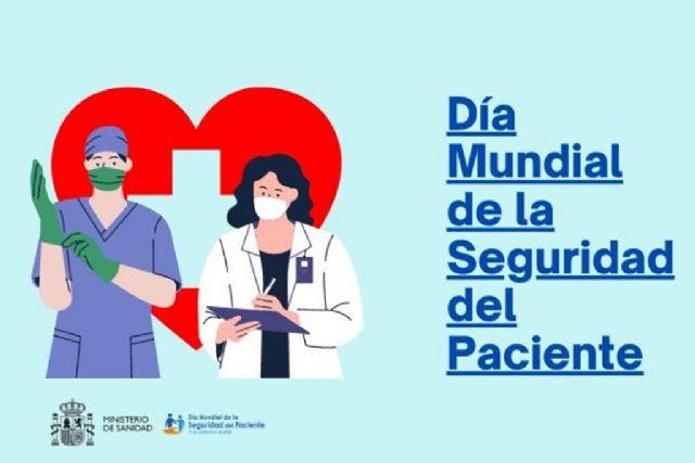 Sanidad conmemora el Día Mundial de la Seguridad del Paciente con una jornada virtual - 1, Foto 1