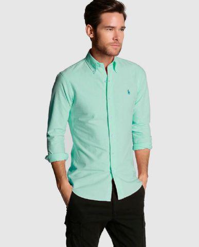 Las razones por las que la camisa masculina es la prenda idónea para el trabajo en oficinas - 1, Foto 1