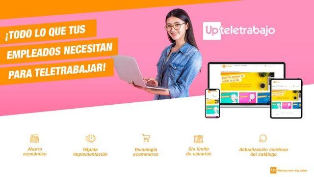 Nace Up Teletrabajo, una plataforma para sacar el máximo partido a la flexibilidad laboral - 1, Foto 1