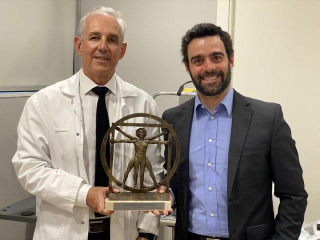 El Servicio de Oftalmología del Hospital Universitari Dexeus, Premio nacional de medicina siglo XXI - 1, Foto 1