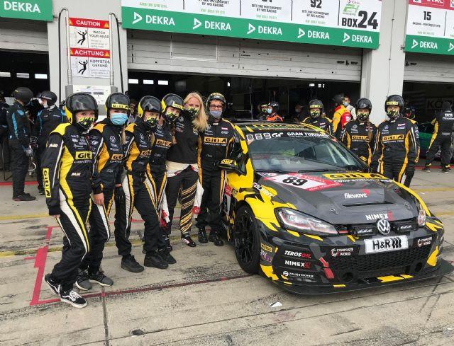 Los cuatro equipos de Giti Tire se suben al pódium en la Nürburgring 24h - 1, Foto 1