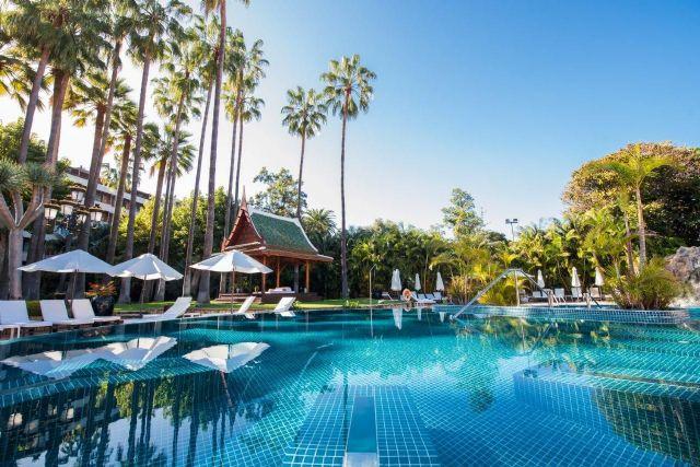 El Hotel Botánico de Tenerife: muy activo en su interior a la espera de su próxima reapertura - 1, Foto 1