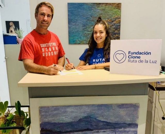 Ruta de la Luz y Dentistas Sobre Ruedas formalizan su colaboración para seguir trabajando en Senegal - 1, Foto 1