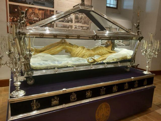 El Santo Sepulcro de Villaviciosa (Asturias) es restaurado en Totana - 1