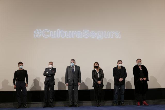 Rodríguez Uribes: La cultura es segura, es necesaria y nos ilumina, por eso tiene que estar asegurada - 1, Foto 1