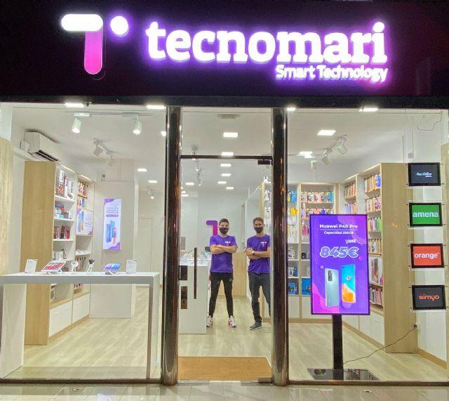 Tecnomari abre nueva tienda en Barcelona - 1, Foto 1