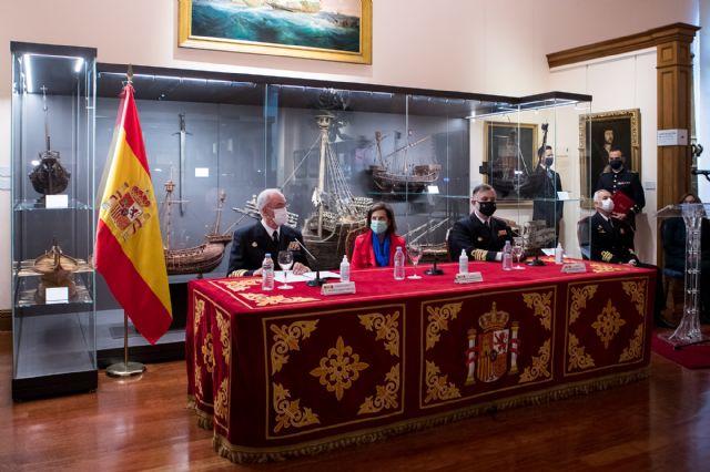 La ministra de Defensa inaugura la reapertura del Museo Naval de Madrid - 1, Foto 1
