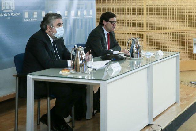 Ministerios de Sanidad y de Cultura y Deporte, Foto 1