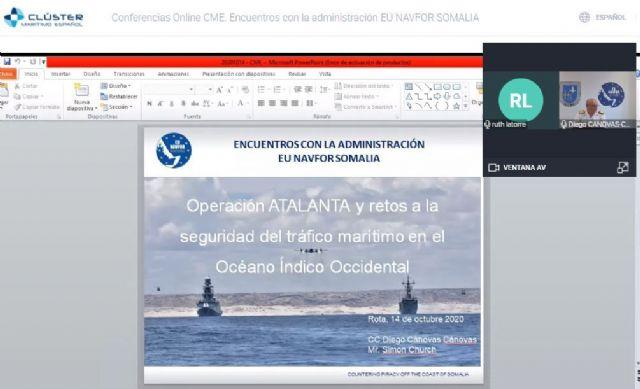 Operación Atalanta: una historia de éxito en el centro de gravedad marítimo mundial - 1, Foto 1