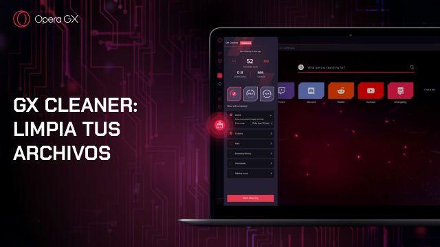 Opera GX presenta nuevos temas de color y GX Cleaner para purgar archivos antiguos - 1, Foto 1