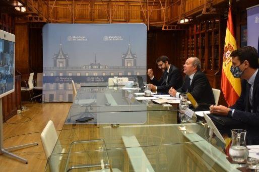 Justicia y comunidades autónomas apuestan por gestionar los fondos europeos de recuperación bajo el modelo de cogobernanza - 1, Foto 1
