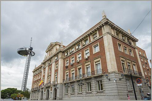 Ministerio de Asuntos Exteriores y de Cooperación, Foto 1
