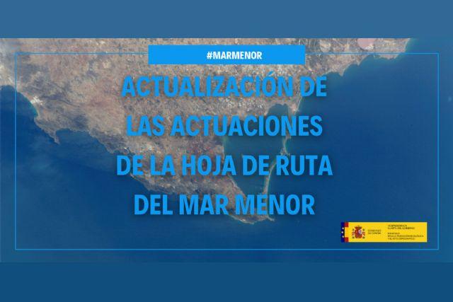 Actualización del informe de actuaciones del Ministerio en el Mar Menor - 1, Foto 1