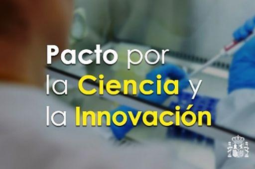 Pedro Duque acuerda un Pacto por la Ciencia y la Innovación con asociaciones científicas, académicas, empresariales y sociales - 1, Foto 1