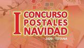La Concejalía de Cultura organiza el I Concurso de Postales de Navidad - Totana 2020