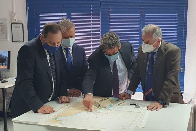 Ábalos anuncia el refuerzo de los medios materiales y humanos de Salvamento Marítimo en Canarias - 1, Foto 1