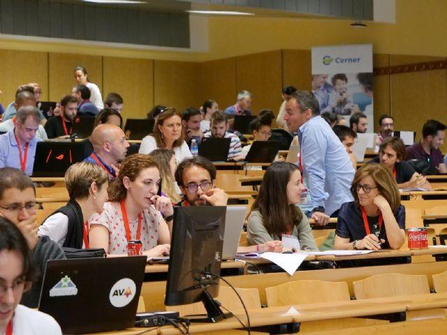 Un total de 28 equipos multidisciplinares participan en el V Hackathon Salud Virtual - 1, Foto 1