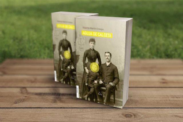 Llega a las librerías la segunda obra de Vicente Martín Crespo, ´Aguja de calceta´ - 1, Foto 1