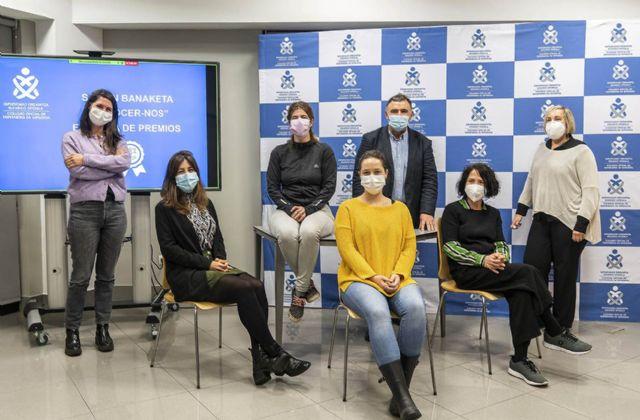 Un taller escolar sobre prevención frente a COVID-19, premiado en las Jornadas de Investigación Enfermera - 1, Foto 1